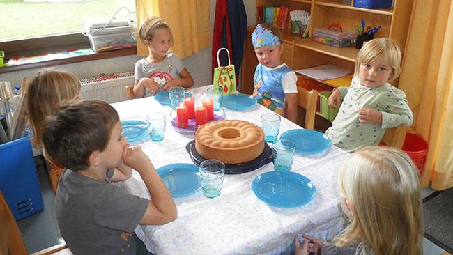 Gemeinsamer Kindergarten